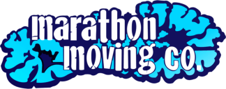 Marathon Moving Logo